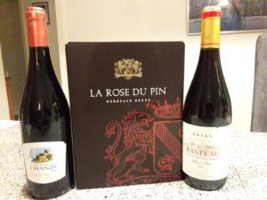 Der Wein zu unserem Fest
